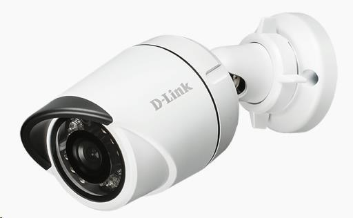 D-Link DCS-4703E Vigilance 3-Megapixel Outdoor PoE Mini Bullet Camera