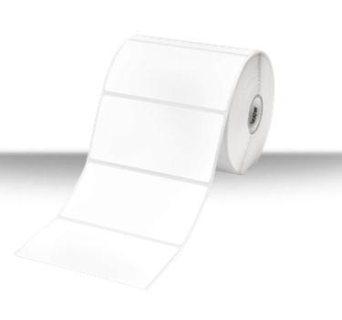 BROTHER papír - RD-S03E1 (papírové štítky 836 ks) - Role předřezaných štítků pro tiskárny TD-4000 a TD-4100N 102x50mm