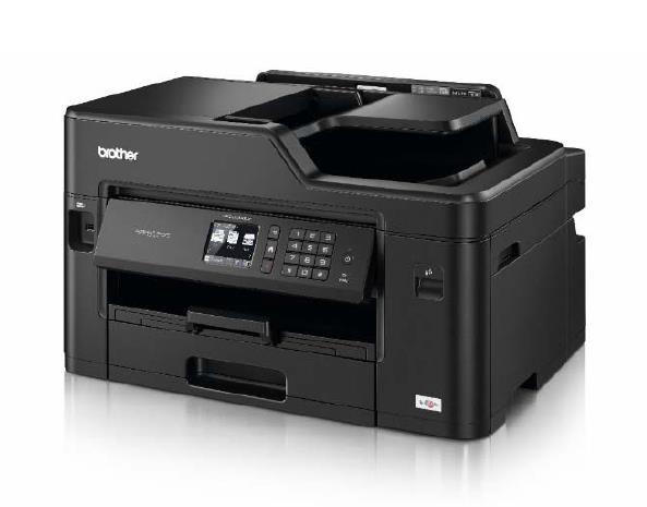 BROTHER multifunkce inkoustová MFC-J2330DW - A3, A4 sken, 22ppm, 128MB, 1200x4800, USB, LAN, WiFi, dup A4, 50ADF (MFCJ2330DWYJ1)