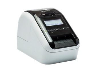 BROTHER tiskárna štítků QL-820NWB - 62mm, termotisk, USB, RS232, WIFI, LAN, Profesionální Síťová Tiskárna Štítků (QL820NWBYJ1)