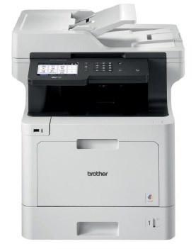 BROTHER multifunkce color laserová MFC-L8900CDW - A4, 31ppm, 512MB, 2400x600, PCL, duplex, LAN USB WiFi 300listů, 50ADF (MFCL8900CDWRE1)