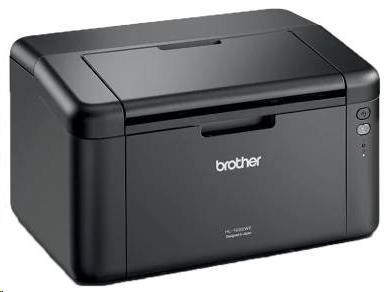 BROTHER tiskárna laserová mono HL-1222WE - A4, 20ppm, 2400x600, 32MB, GDI, USB 2.0, WIFI, 150l, startovací toner 1500str (HL1222WEYJ1)