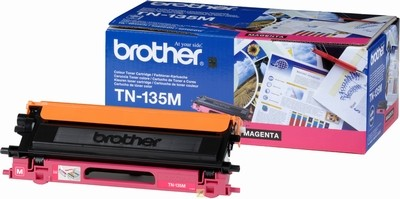 BROTHER Toner TN-135 purppurový pro HL-40x0, DCP-904x, MFC-9x40 (TN135M)