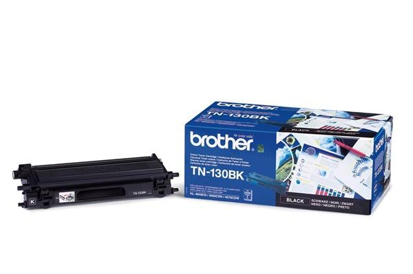 BROTHER Toner TN-130 černý pro HL-4040CN/4050DN/4070CW, DCP-9040CN - cca 2500stran (TN130BK)