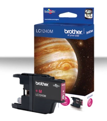 BROTHER INK LC-1240M magenta MFC-J6910DW cca 600 (LC1240M)
