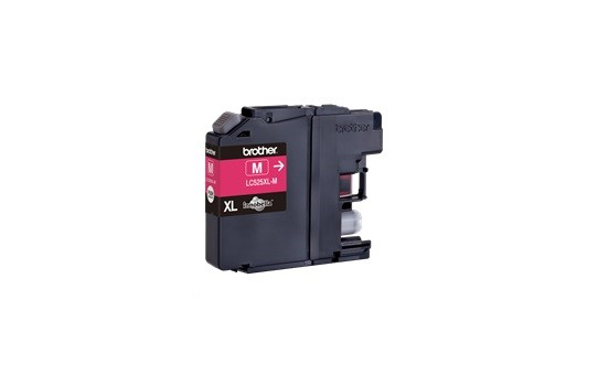 BROTHER INK LC-525XLM magenta (ISO / IEC 24711) DCP-J100 / DCP-J105 / MFC-J200 cca 1300 (LC525XLM)