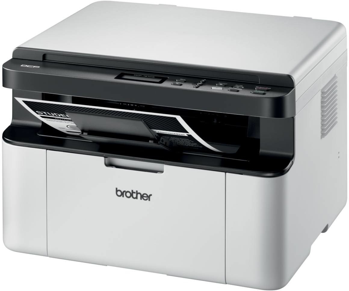 BROTHER multifunkce laserová DCP-1610WE A4, A4 sken, 32ppm, 16MB, 600x600copy, GDI, USB, WiFi (DCP1610WEYJ1)