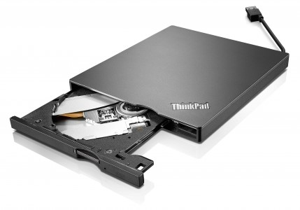 LENOVO mechanika externí ThinkPad UltraSlim USB DVD Burner (4XA0E97775)