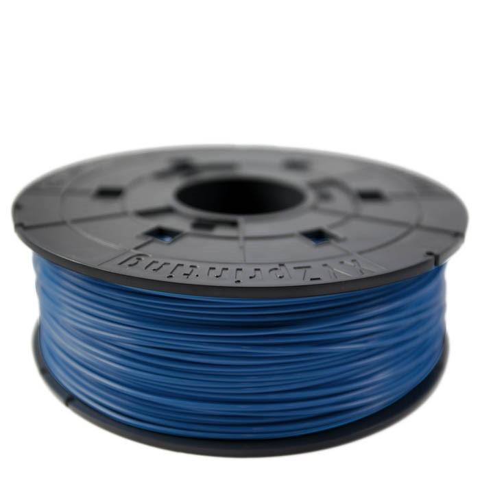 XYZ da Vinci 600gr Steel Blue ABS Filament Cartridge (RF10XXEUZYC)