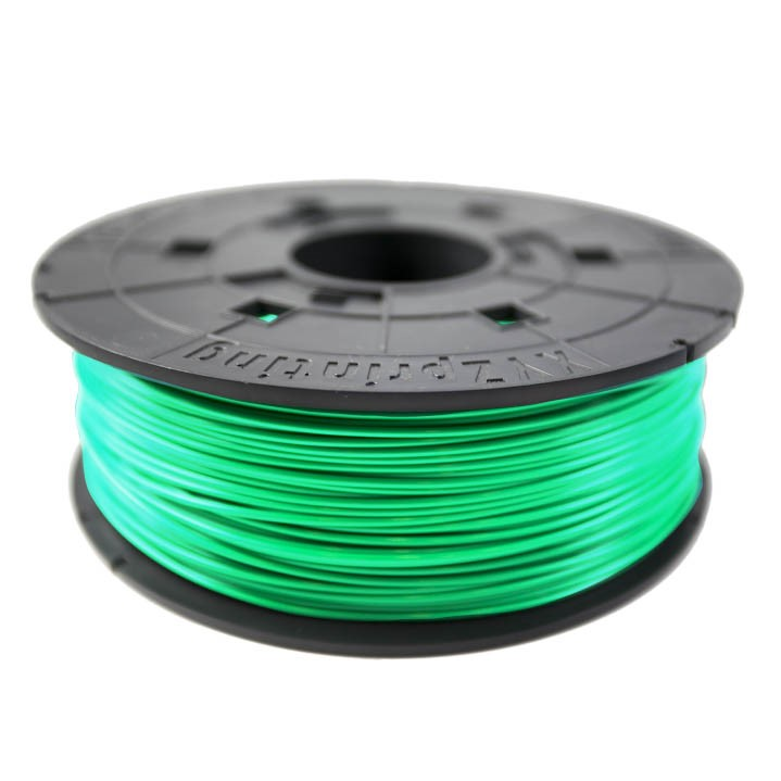 XYZ da Vinci 600gr Bottle Green ABS Filament Cartridge (RF10XXEUZWK)