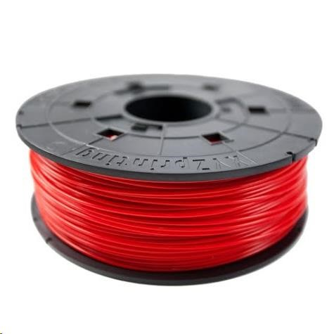 XYZ da Vinci 600gr Red ABS Filament Cartridge (RF10XXEU03B)