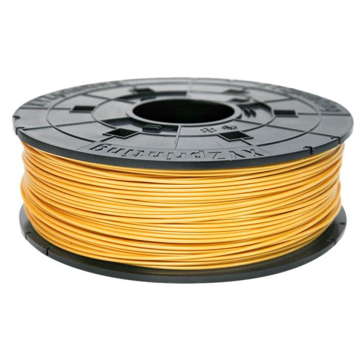 XYZ da Vinci 600gr Tangerine PLA Filament Cartridge (RFPLAXEU02B)