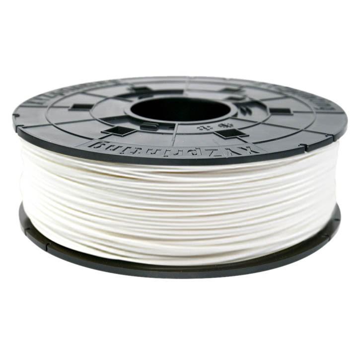 XYZ da Vinci 600gr Snow White ABS Filament Cartridge (RF10XXEUZZE)