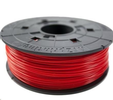 XYZ da Vinci 600 gr náhradní filament ABS Red (RF10BXEU04H)