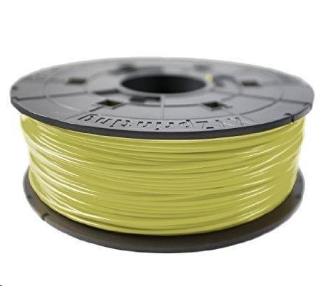 XYZ da Vinci 600 gr náhradní filament ABS Cyber Yellow