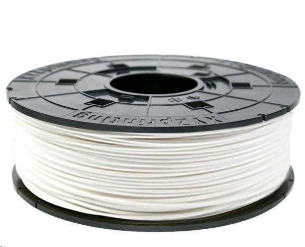 XYZ da Vinci 600 gr náhradní filament ABS Snow White (RF10BXEU02B)