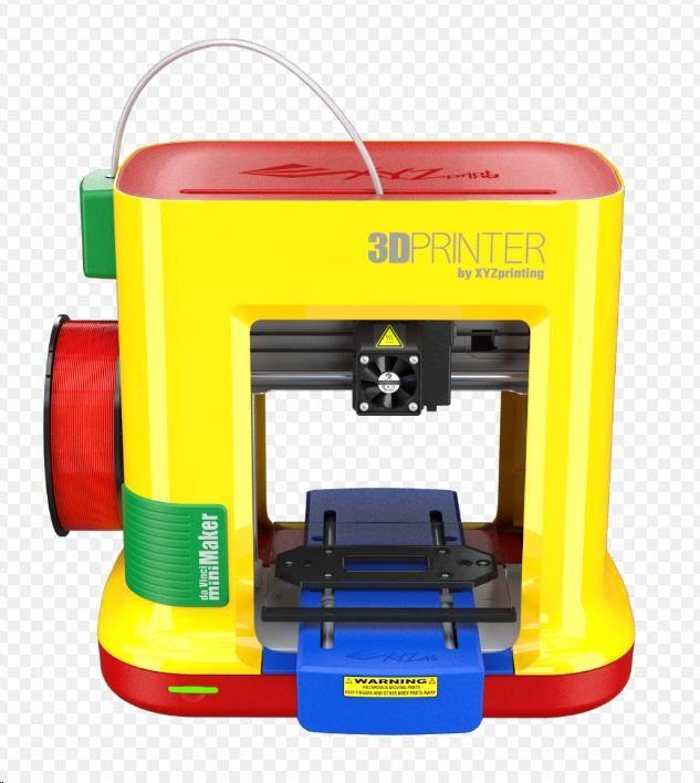 XYZ 3D tiskárna da Vinci miniMaker (3FM1XXEU00D)