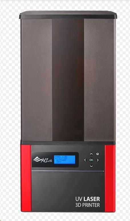 3D tiskárna XYZ Nobel 1.0A (SLA, 130Mikronů, USB, 12,8x12,8x20 cm) (3L10AXEU01H)