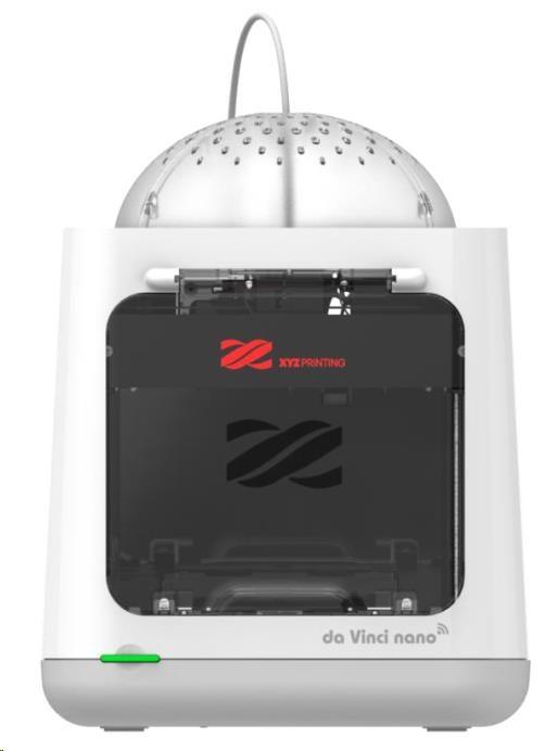 3D tiskárna XYZ da Vinci nano w - Bílá