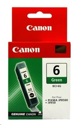 Canon BJ CARTRIDGE green BCI-6G (BCI6G) (9473A002)
