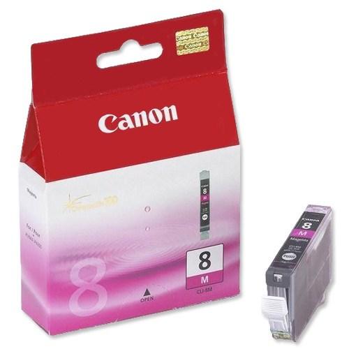 Canon BJ CARTRIDGE magenta CLI-8M (CLI8M) (0622B001)