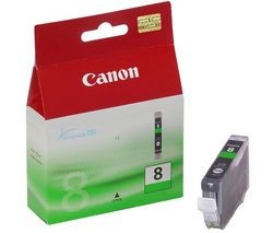 Canon BJ CARTRIDGE green CLI-8G (CLI8G) (0627B001)