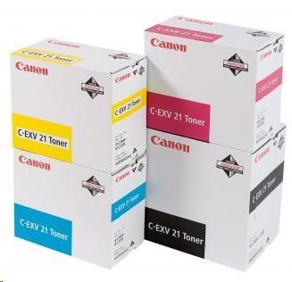 Canon Toner C-EXV 21 Cyan (IRC2380/2880/3380/3080/3580 series) (*CF0453B002)