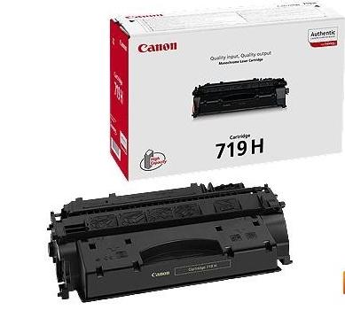 Canon LASER TONER black CRG-719H (CRG719H) 6 400 stran* (3480B002)