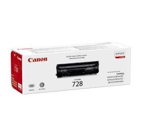 Canon LASER TONER black CRG-728 (CRG728) 2 100 stran* (3500B002)