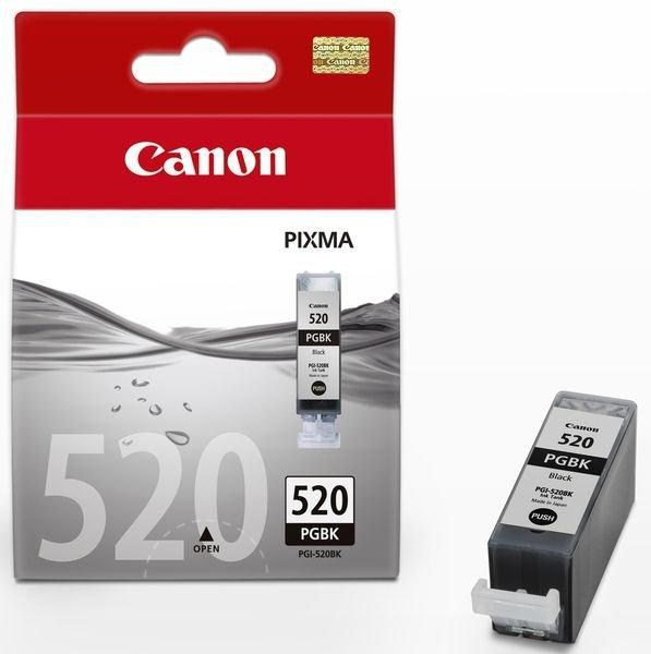 Canon BJ CARTRIDGE black PGI-520BK (PGI520BK) (2932B001)