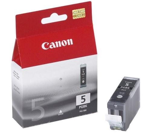 Canon BJ CARTRIDGE PGI-5 BK Twin Pack (0628B030)