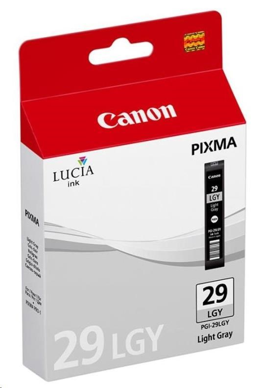 Canon BJ CARTRIDGE PGI-29 LGY pro PIXMA PRO 1 (4872B001)