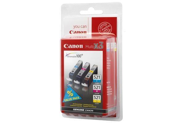 Canon BJ CARTRIDGE CLI-571 C/M/Y/BK PHOTO VALUE BL (0386C006)