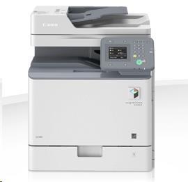 Canon imageRUNNER C1335iF barevný tisk, kopírování, skenování, odesílání a faxování,duple