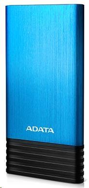 ADATA PowerBank X7000 - externí baterie pro mobil/tablet 7000mAh, 2,4A, Modrá (AX7000-5V-CBL)
