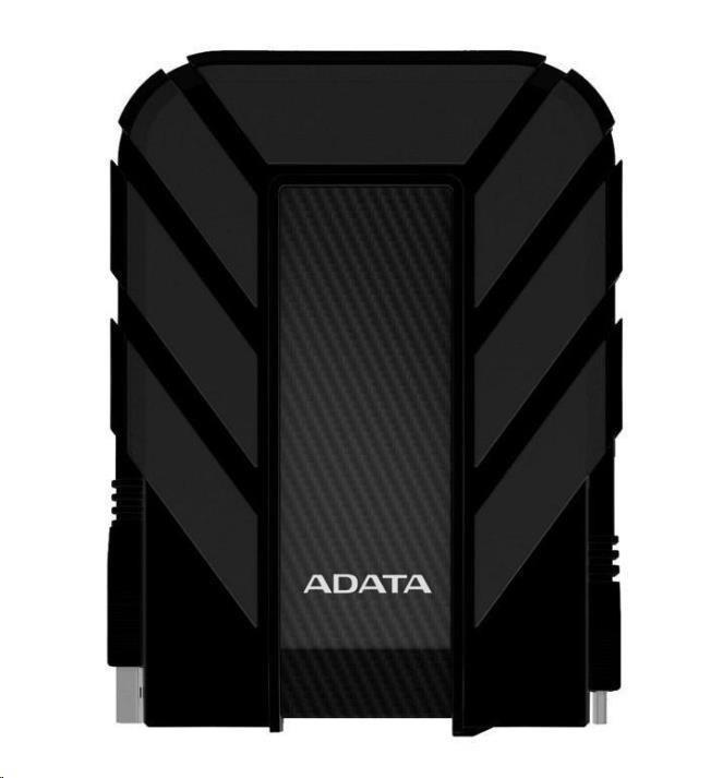 """ADATA Externí HDD 2TB 2,5"""" USB 3.1 HD710 Pro, černá (AHD710P-2TU31-CBK)"""