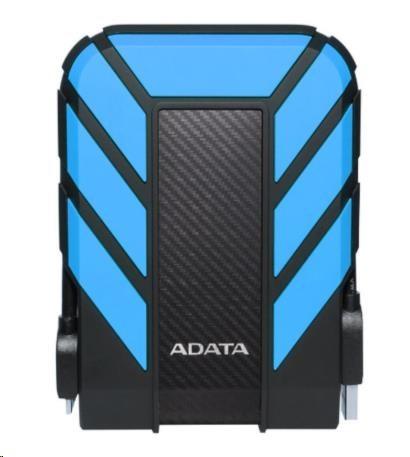 """ADATA Externí HDD 1TB 2,5"""" USB 3.1 HD710 Pro, modrá (AHD710P-1TU31-CBL)"""