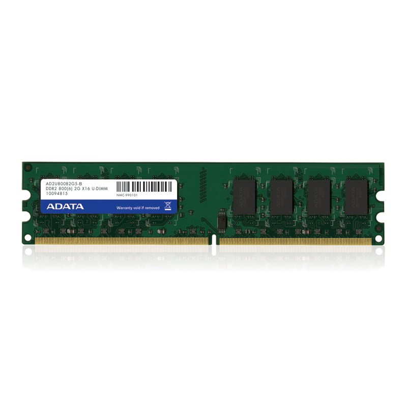 DIMM DDR2 2GB 800MHz CL6 ADATA