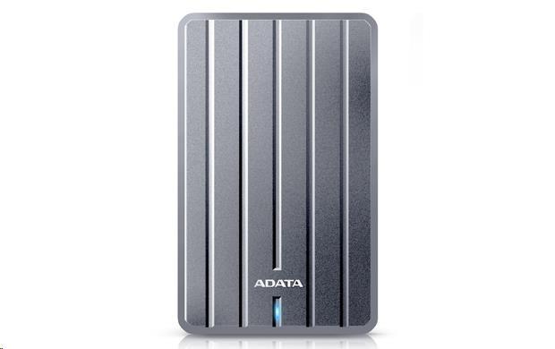 "ADATA Externí HDD 2TB 2,5"" USB 3.0 HC660, šedá"