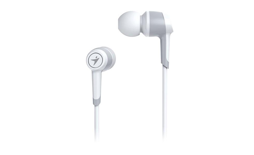 GENIUS sluchátka s mikrofonem HS-M225, bílá (31710193101)
