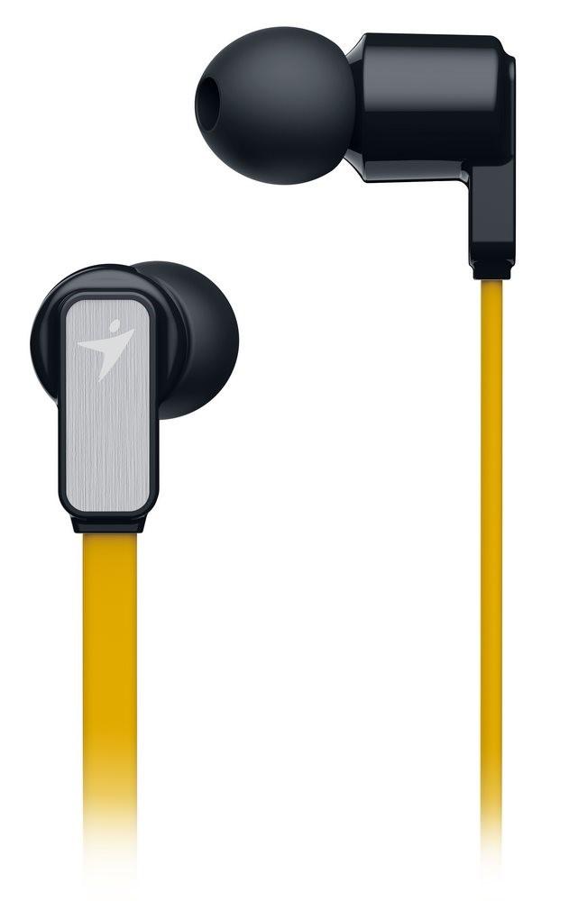 GENIUS sluchátka HS-M260, žlutá (31710194102)