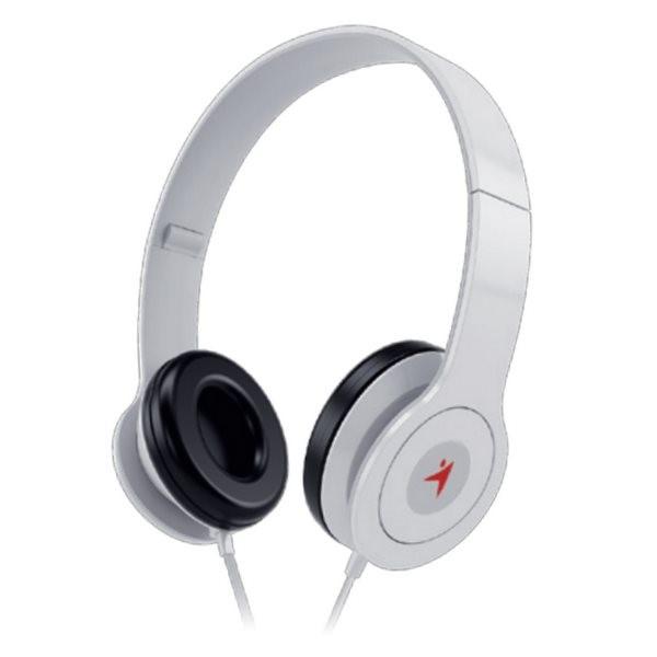 GENIUS sluchátka s mikrofonem HS-M450, bílá (31710200101)