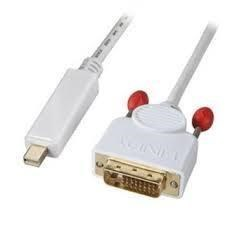 LINDY kabel Display port mini - DVI M/M 1m