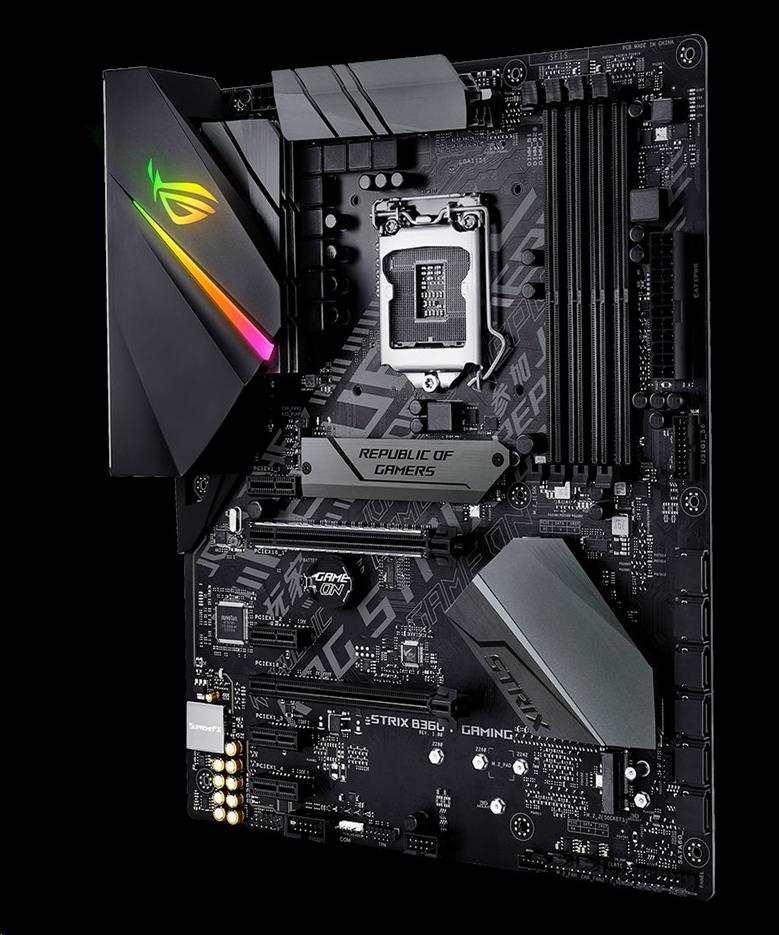 ASUS MB Sc LGA1151 ROG STRIX B360-F GAMING, 4xDDR4, VGA