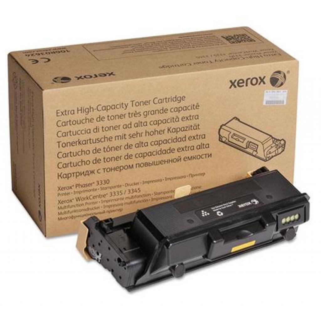 Xerox High-Capacity Toner Cartridge pro Phaser 3330 a WorkCentre 3335/3345 (8500str., black) (106R03621)