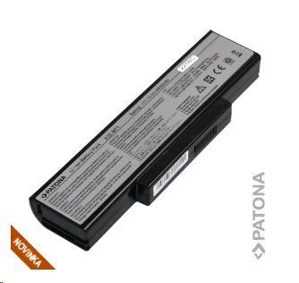 Baterie Patona pro ASUS K72 K72DR K72DY 4400mAh 11,1V černá