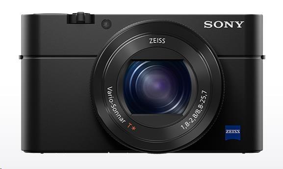 SONY DSC-RX100 IV Cyber-Shot 20,2 MPix, 3,6x zoom - černý (DSCRX100IV)