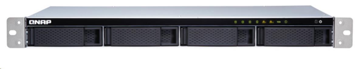 QNAP TS-431XeU-8G (1,7GHz/8GBRAM/4xSATA/1xSFP+/2xGbE)