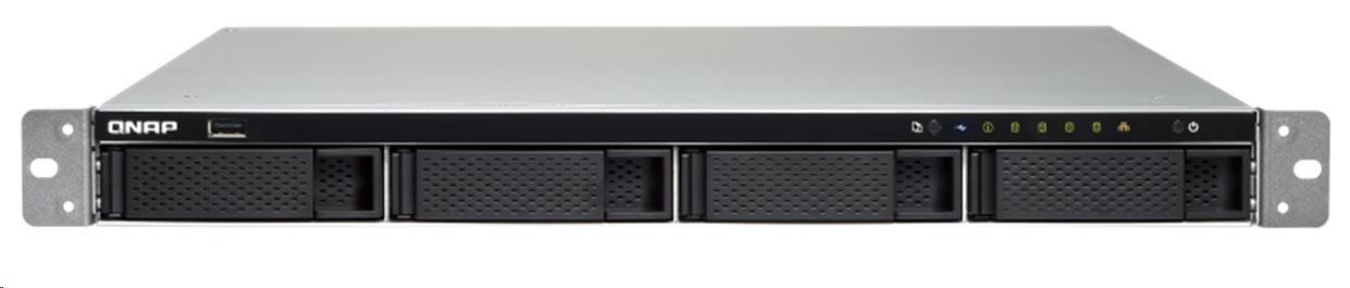 QNAP TS-463XU-4G (2GHz/4GBRAM/4xSATA/1x10GbE/4xGbE/1xPCIe)