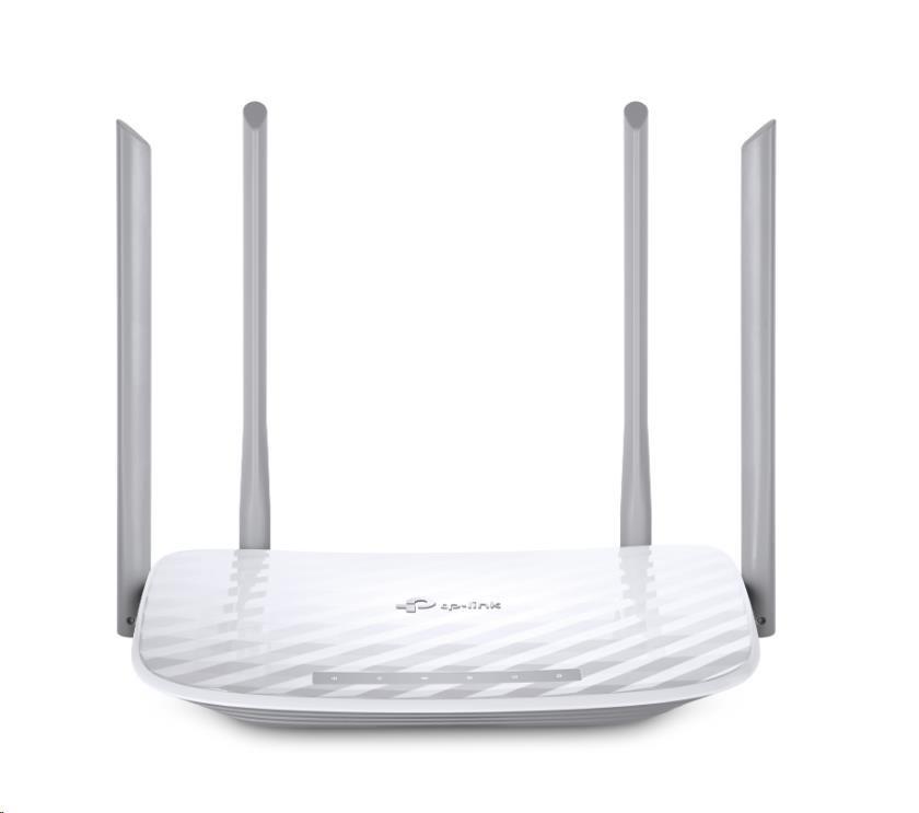 TP-Link Archer C50 (v3) AC1200 WiFi DualBand Router, 802.11ac/a/b/g/n, 4x100Mbit LAN, USB 2.0 (Archer C50 v3)